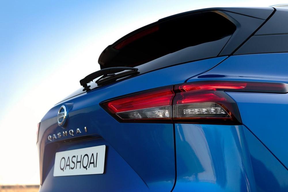 Nissan Qashqai 2021 có 2 hệ truyền động mild hybrid