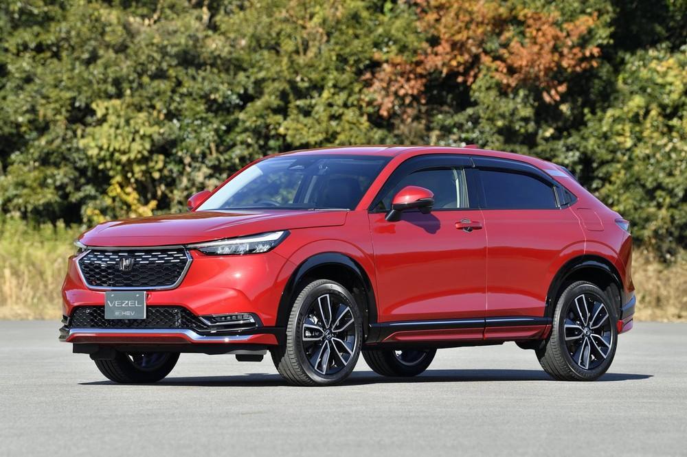 Honda HR-V 2021 với gói Urban Style