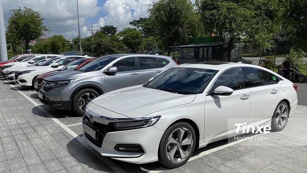 Honda Accord thế hệ thứ 10 được vinh danh 3 hạng mục của ASEAN NCAP Grand Prix 2020.