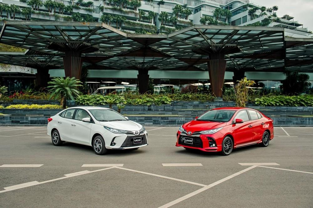 Thiết kế mới nhất của Toyota Vios 2021
