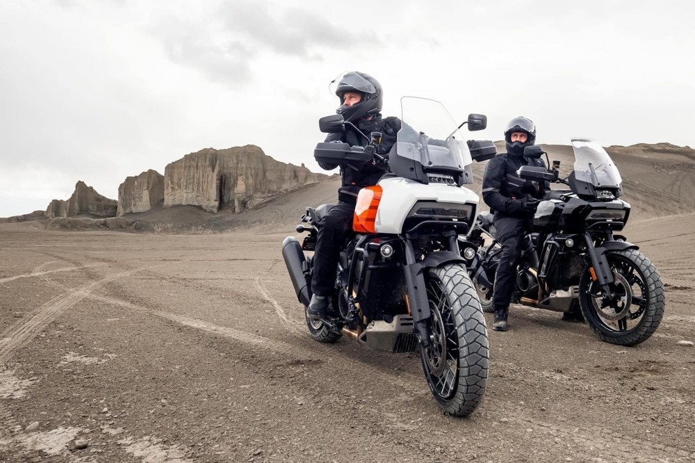 Harley-Davidson Pan America có giá bán khoảng 400 triệu đồng tại Mỹ