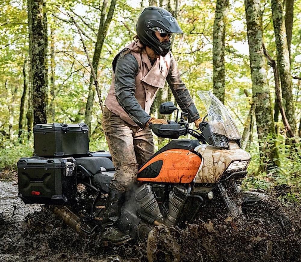 Pan America sẽ là mẫu xe Adventure đầu tiên của Harley-Davidson