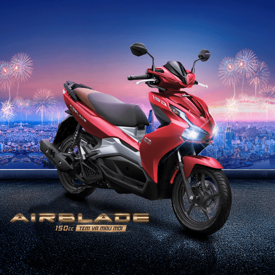 Honda Air Blade 150 cc