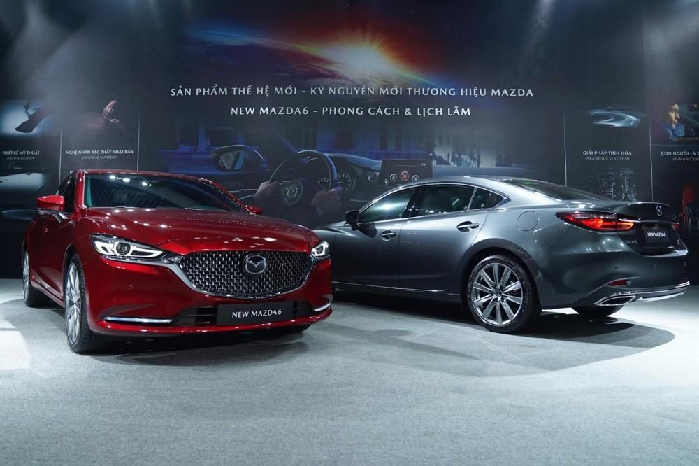 Giá xe Mazda6 2021mới nhất tại dao động từ 829 triệu đến 1,049 tỷ đồng.
