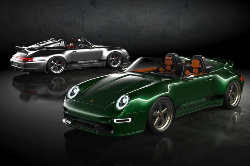 Gunther Werks sẽ chỉ chế tạo giới hạn 25 chiếc993 Speedster Remastered