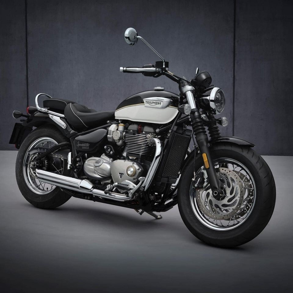 Triumph Speed Master 2021