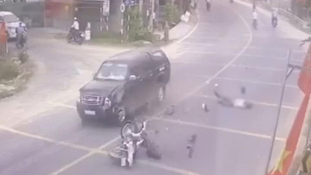 Vụ tai nạn khiến ông Nguyên tử vong trên đường đi bệnh viện
