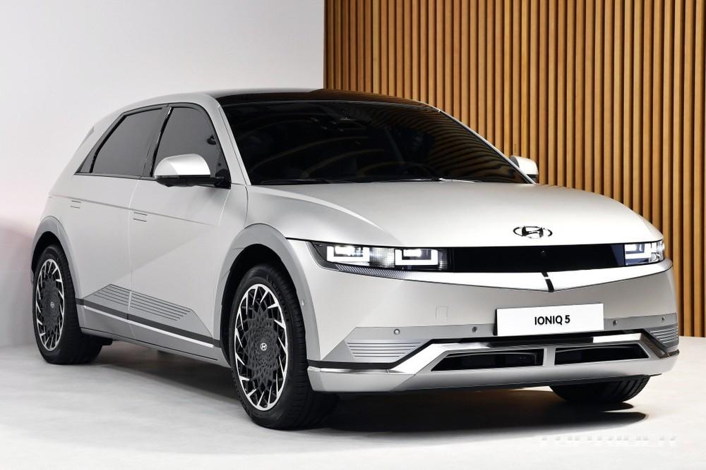 Hyundai Ioniq 5 ra mắt tại Hàn Quốc