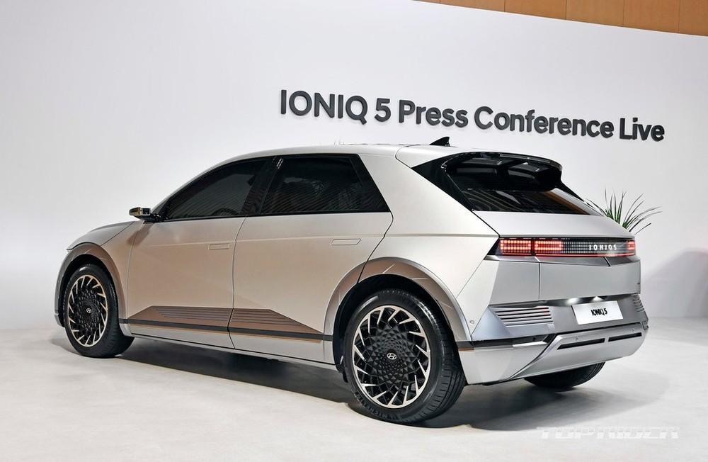 Hyundai Ioniq 5 bán chạy ngay trong ngày đầu ra mắt