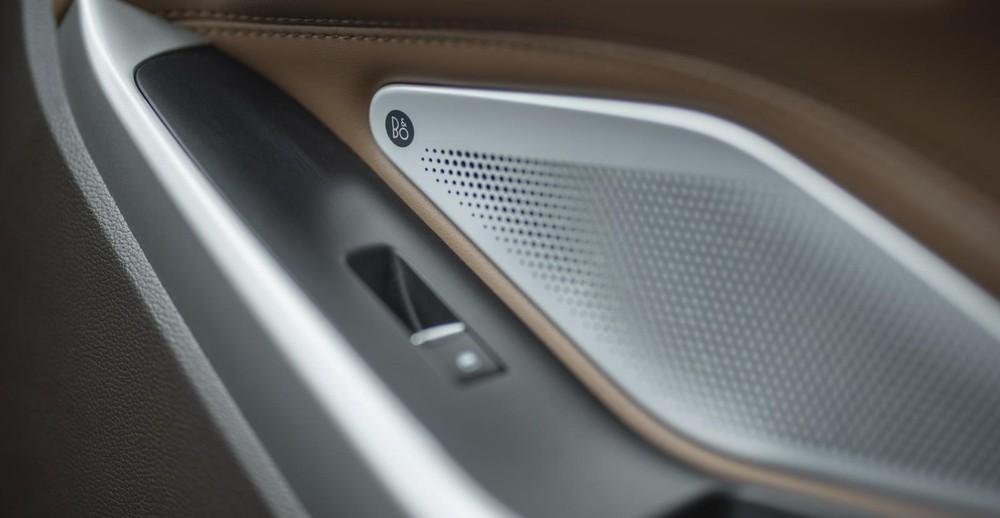 Ford Explorer King Ranch 2021 dùng hệ thống âm thanh Bang & Olufsen 14 loa
