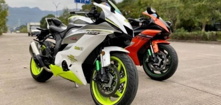 Huaying R6 - phiên bản đạo nhái Yamaha R6 đến từ hãng xe Trung Quốc