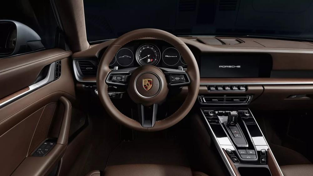 Giá xe Porsche 911