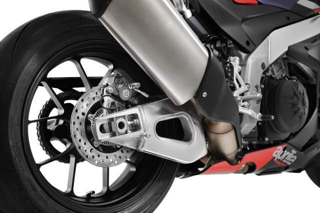 Càng sau thiết kế theo phong cách MotoGP