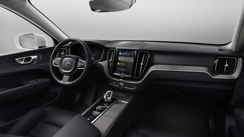 Nội thất của Volvo XC60 2021 bản Inscription