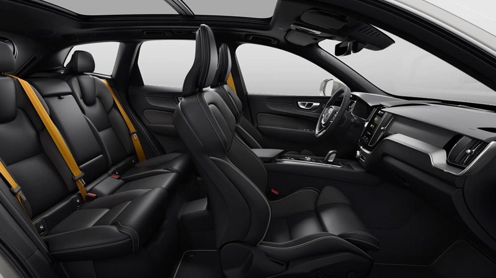 Nội thất của Volvo XC60 2021 bản Polestar Engineered
