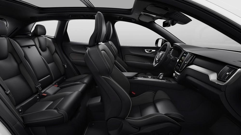 Nội thất của Volvo XC60 2021 bản R-Design