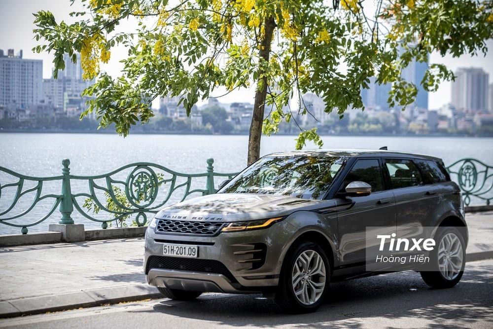 Giá xe Range Rover Evoque