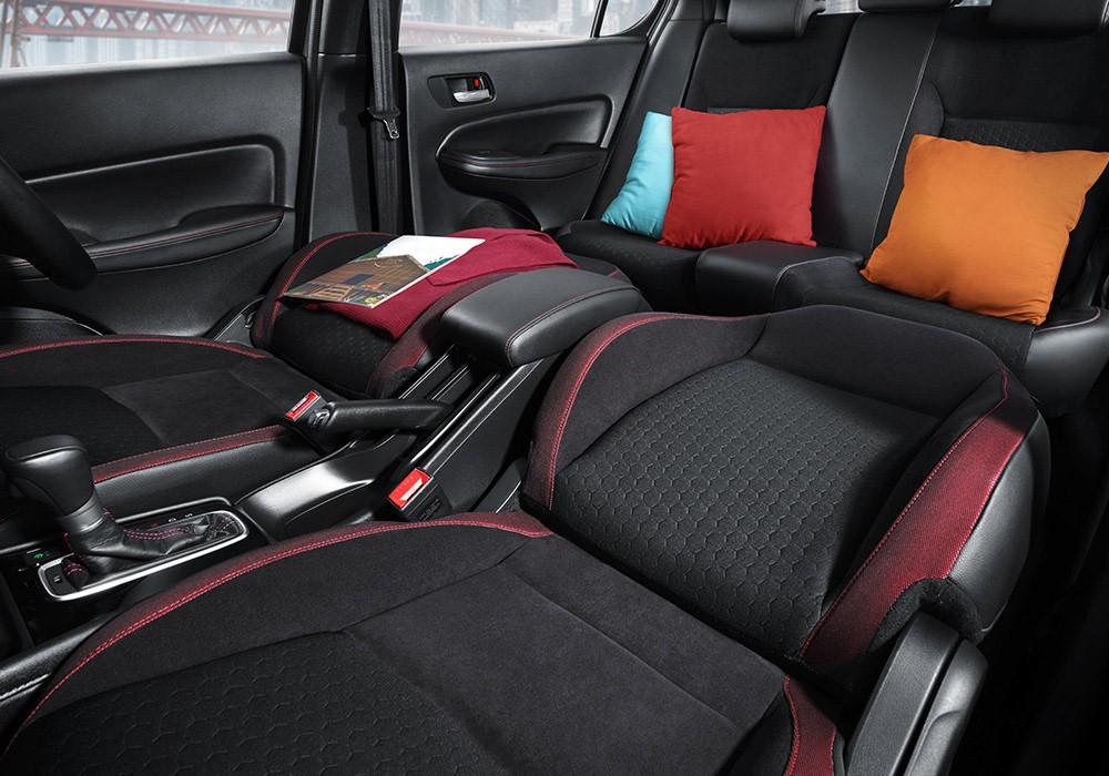 Ghế Ultra Seats của Honda City Hatchback 2021