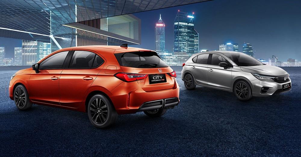 Honda City Hatchback 2021 không có động cơ tăng áp 1.0L như xe ở Thái Lan