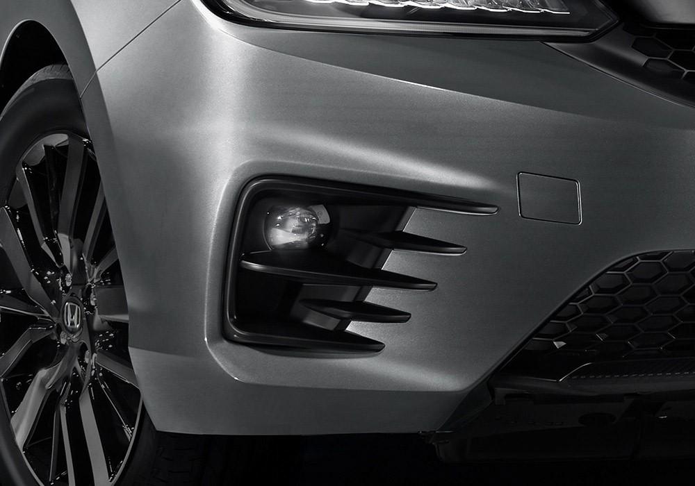 Trang trí hốc đèn sương mù của Honda City Hatchback 2021