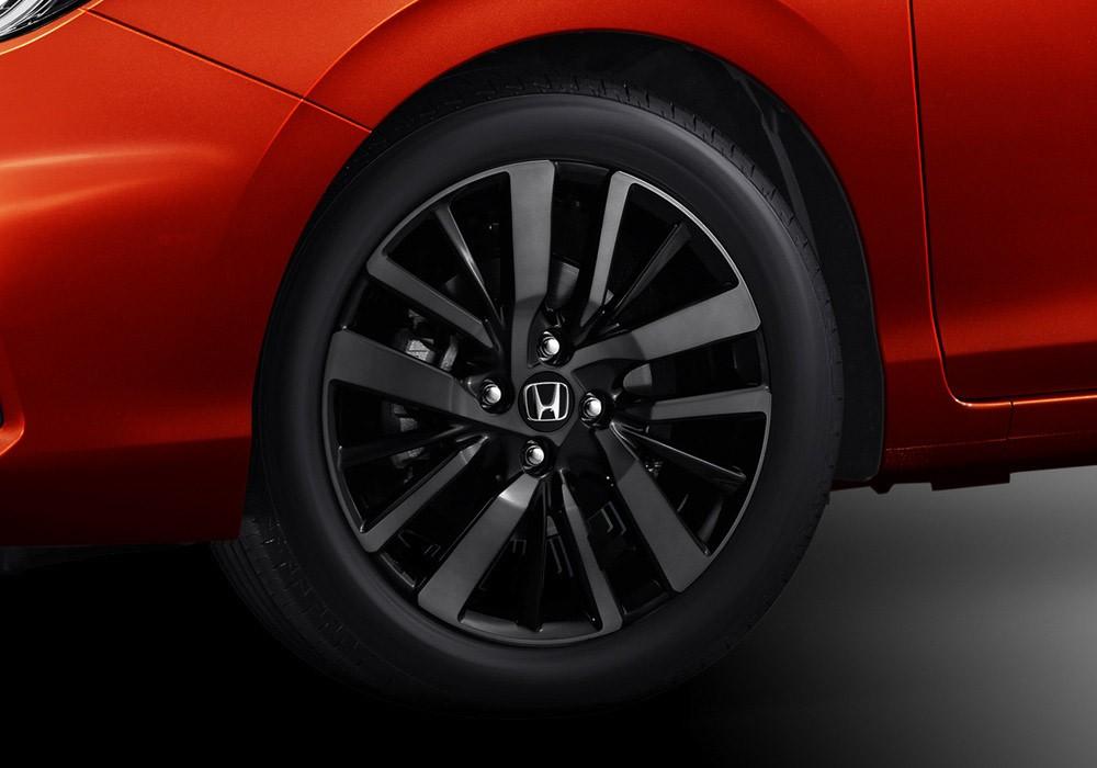 Vành la-zăng của Honda City Hatchback 2021