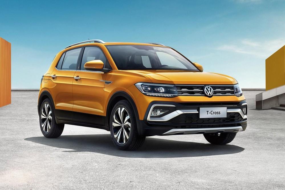 Volkswagen T-Cross 2021 rục rịch ra mắt Philippines
