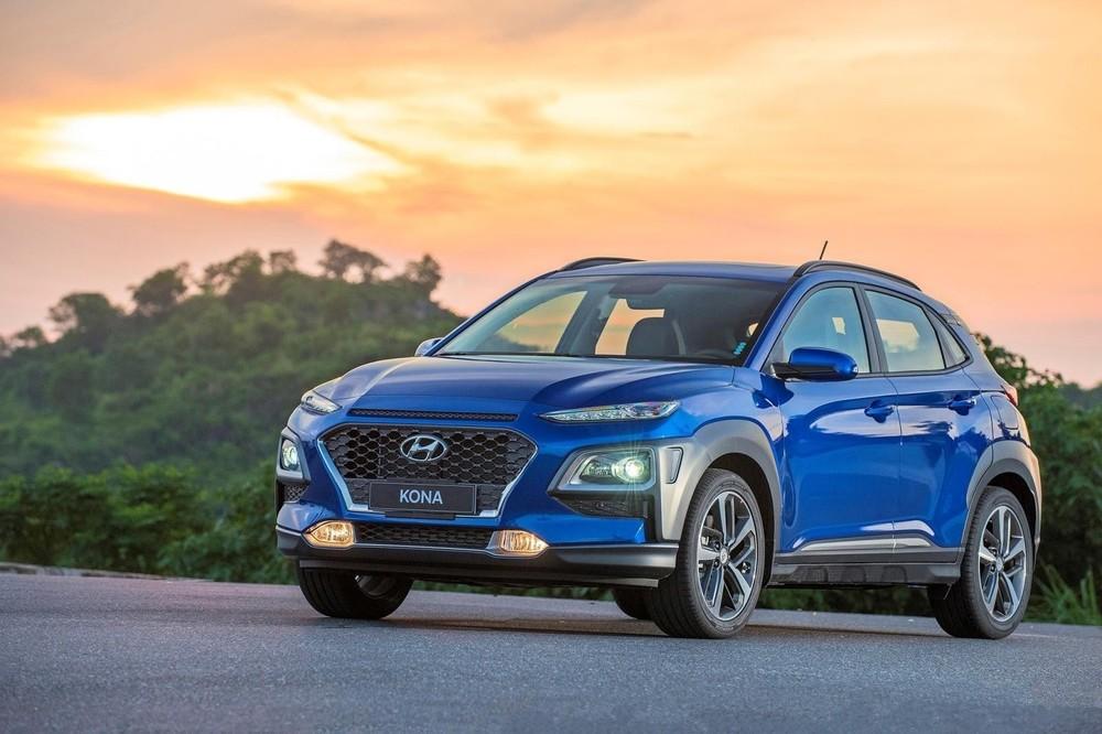 Hyundai Kona đang được giảm giá tới 20 triệu đồng và nhận được nhiều phần quà đi kèm tại đại lý.