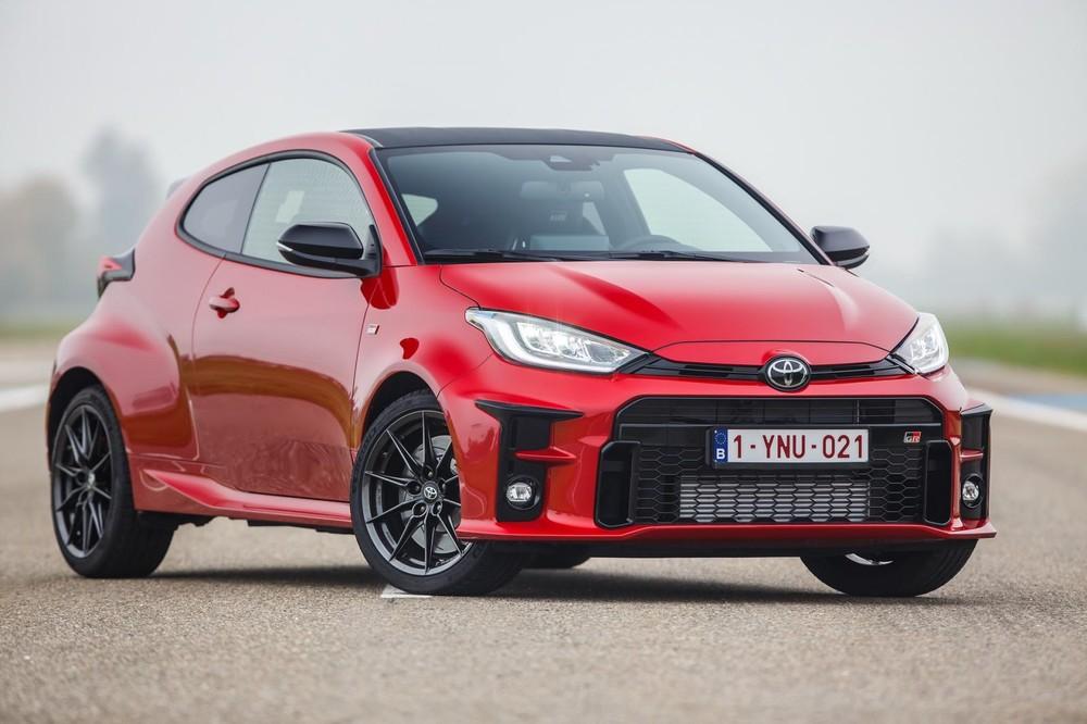 Toyota GR Yaris là cái tên giành chiến thắng chung cuộc cho năm 2021