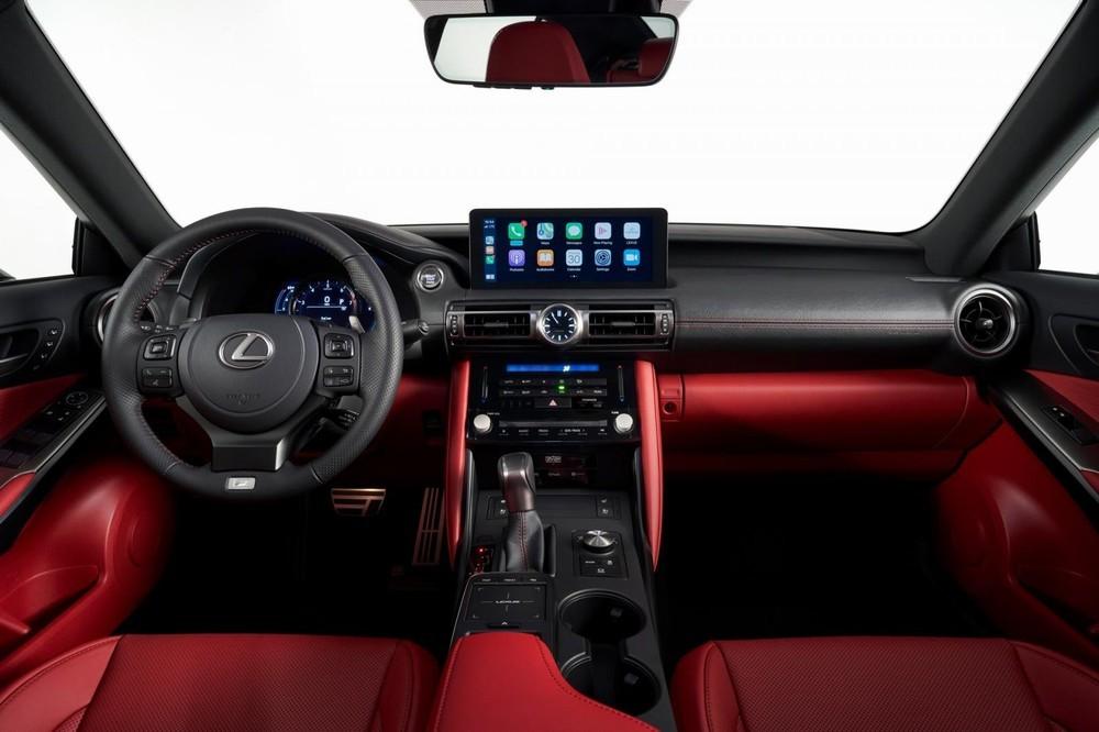 Giá xe Lexus IS