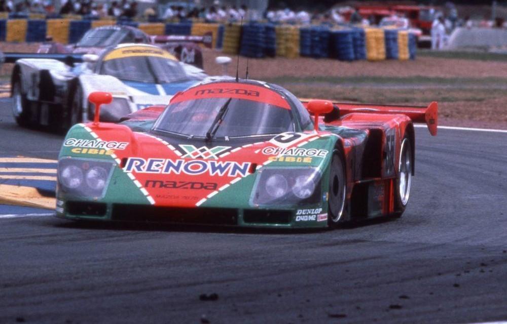 Lịch sử hãng xe Mazda