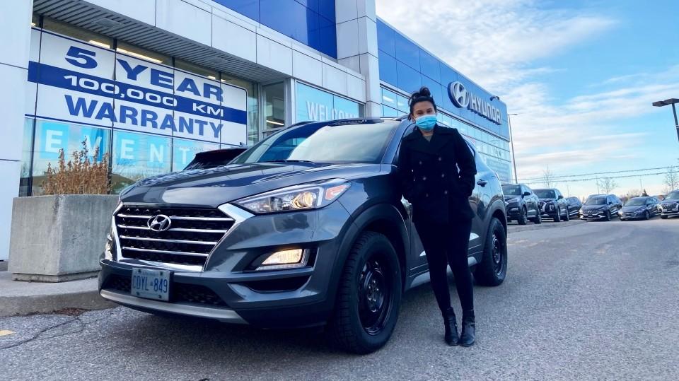 Cô Mesa muốn hãng Hyundai hoàn tiền cho mình nhưng thương hiệu Hàn Quốc không đồng ý