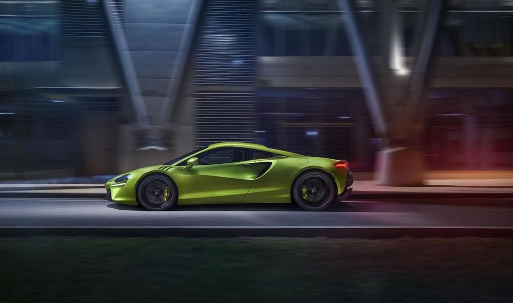 McLaren Artura là siêu xe hybrid