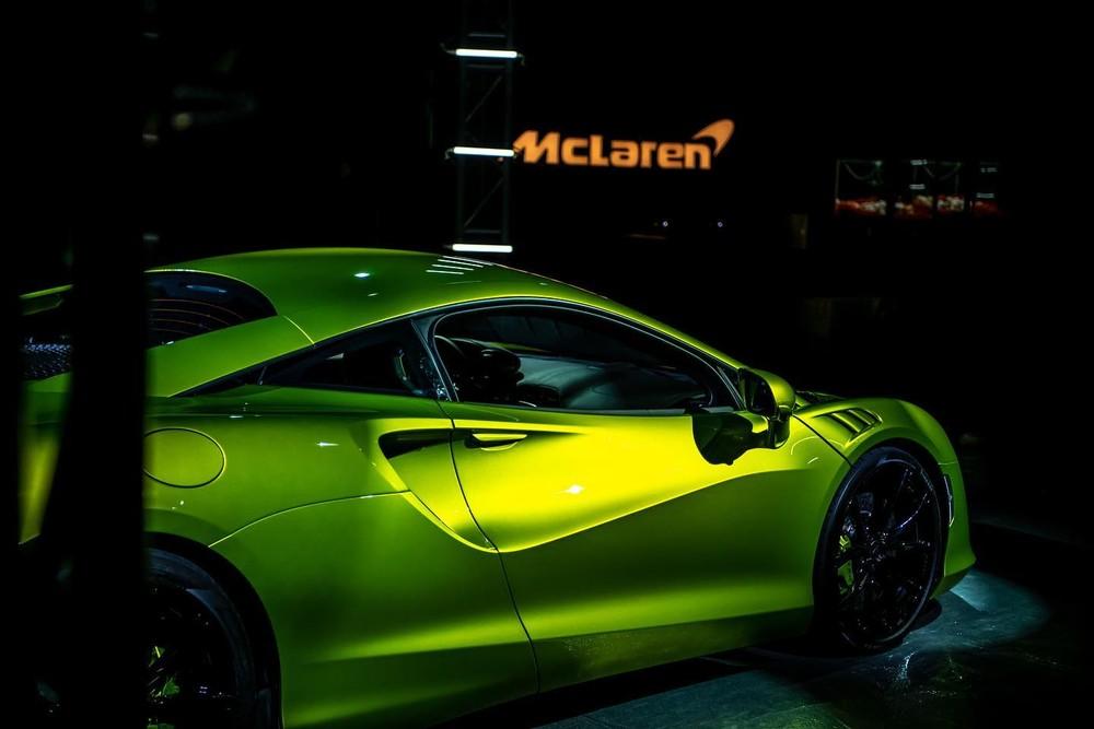 McLaren Artura có công suất tổng cộng 671 mã lực