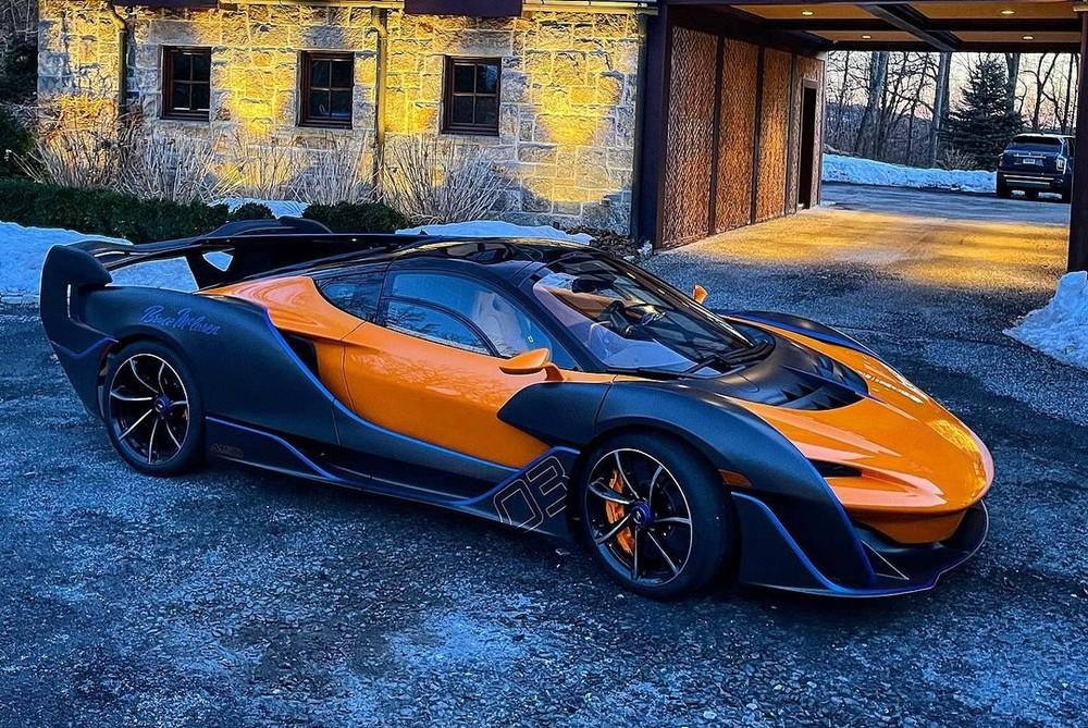 McLaren Sabre có giá bán khoảng 3,5 triệu đô la