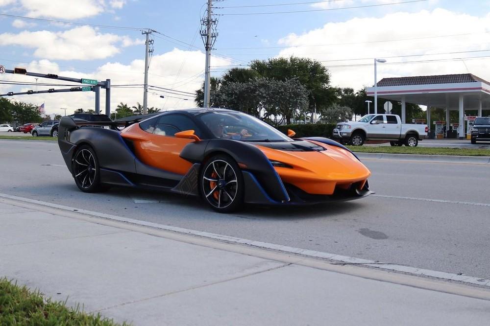 Xe có tốc độ tối đa 351 km/h