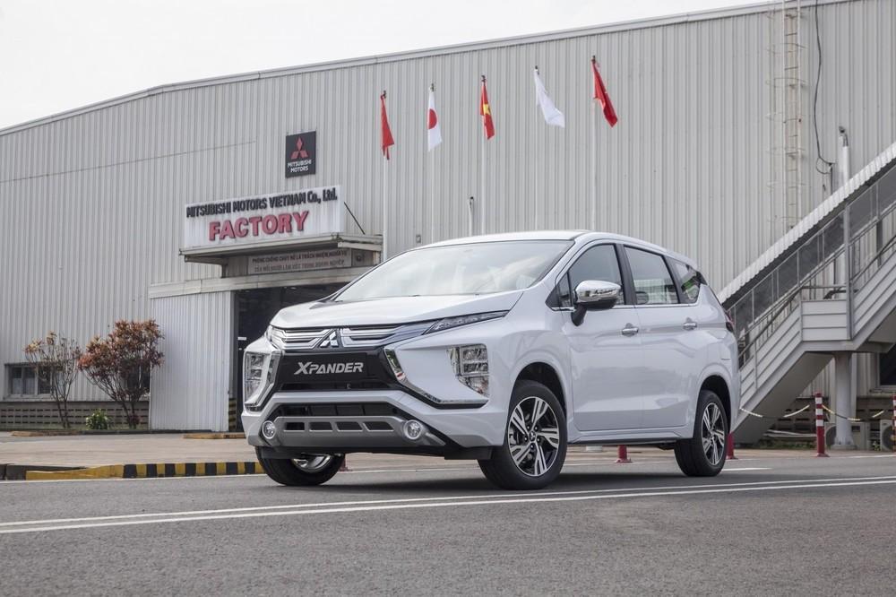 Mitsubishi Xpander được tặng vàng SJC trong tháng 3/2021 nhằm kích cầu người dùng sau tháng 2 sụt giảm sức tiêu thụ nặng nề.