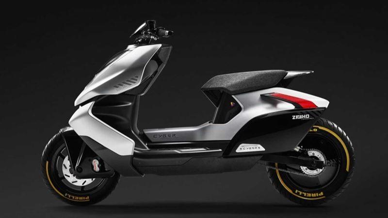 Mẫu xe điện mới nhất vừa được CFMoto giới thiệu