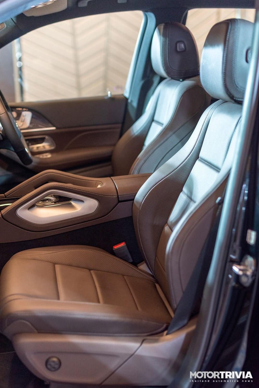 Ghế bọc da của Mercedes-Benz GLE 350de 4Matic PHEV 2021