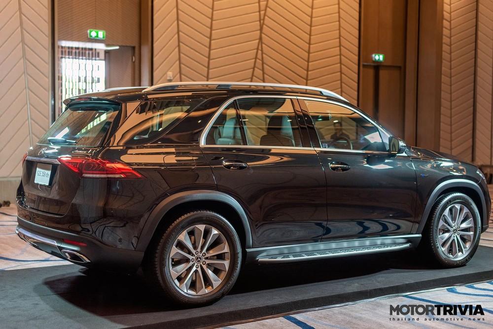 Mercedes-Benz GLE 350de 4Matic PHEV 2021 chỉ tiêu thụ lượng nhiên liệu trung bình 1,1 lít/100 km