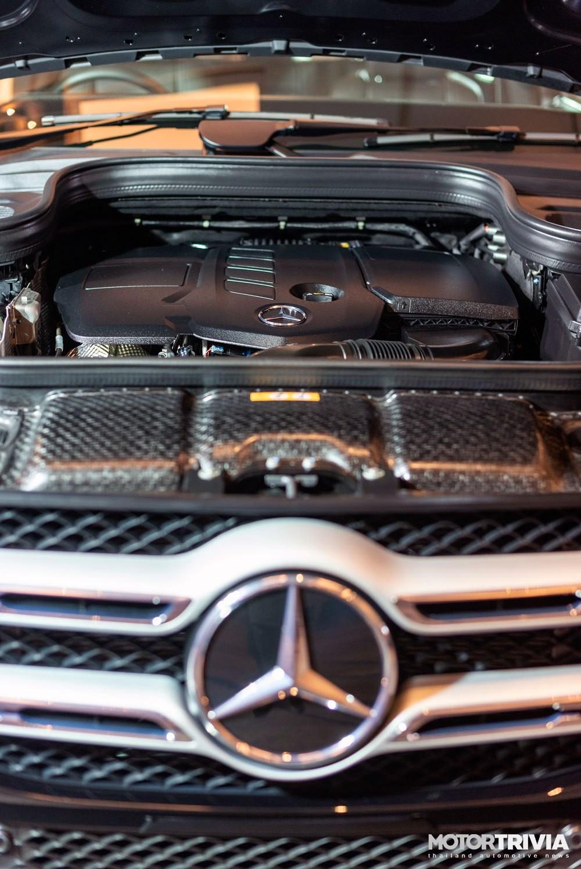 Mercedes-Benz GLE 350de 4Matic PHEV 2021 dùng hệ truyền động plug-in hybrid