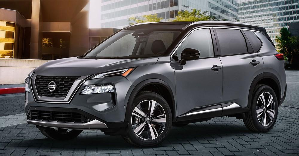 Nissan X-Trail 2021 tại Mỹ có thêm động cơ tăng áp 1.5L mới