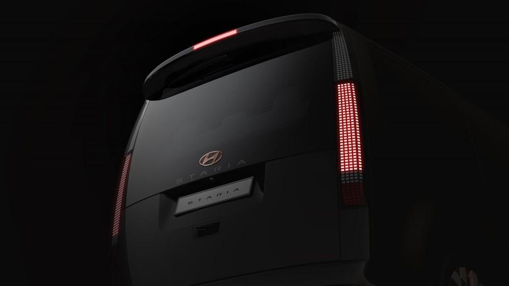 Hyundai Staria dự kiến có một loại động cơ 3.5L