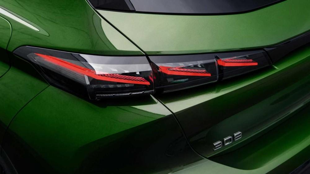 Peugeot 308 2021 chưa được công bố giá