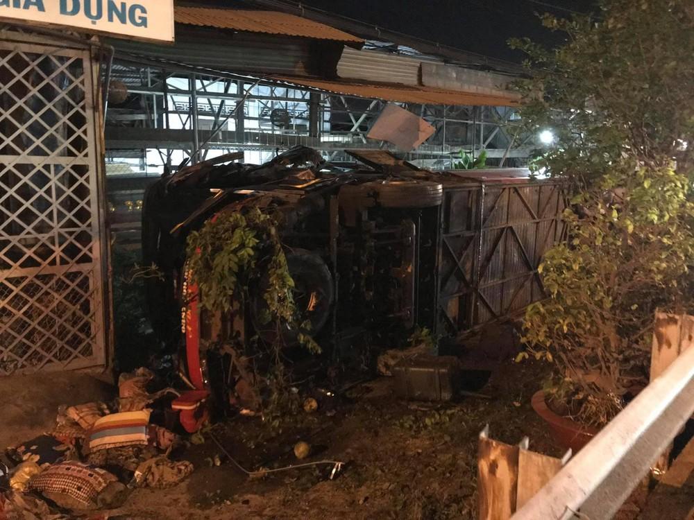 Vụ tai nạn giao thông làm ít nhất 5 người bị thương