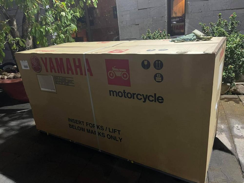 Xe tay ga hoành tráng Yamaha Tmax 560 Tech Max 2021 có mặt tại Việt Nam