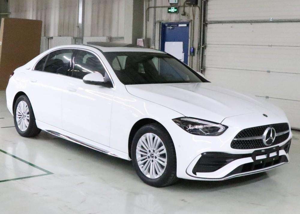 Mercedes-Benz C-Class L 2021 dành cho thị trường Trung Quốc