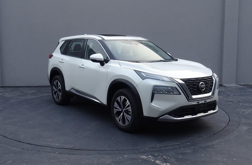 Nissan X-Trail 2021 dành cho thị trường Trung Quốc lộ diện