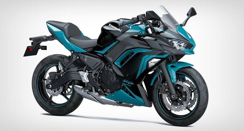 Kawasaki Ninja 650 phiên bản hiện tại