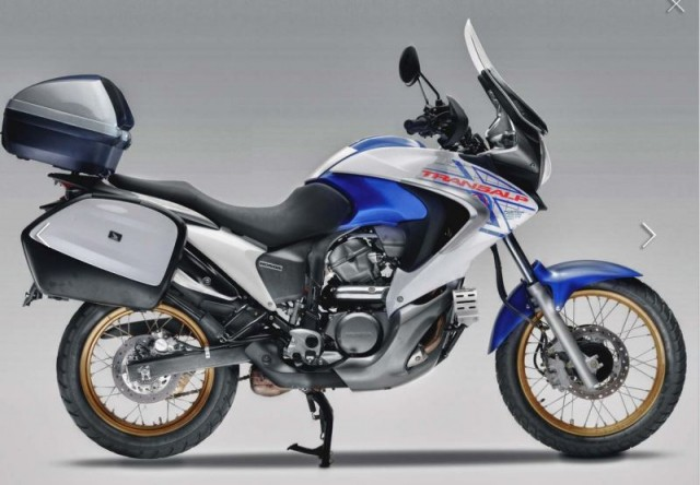 Hình ảnh thiết kế dự đoán của Honda Translap