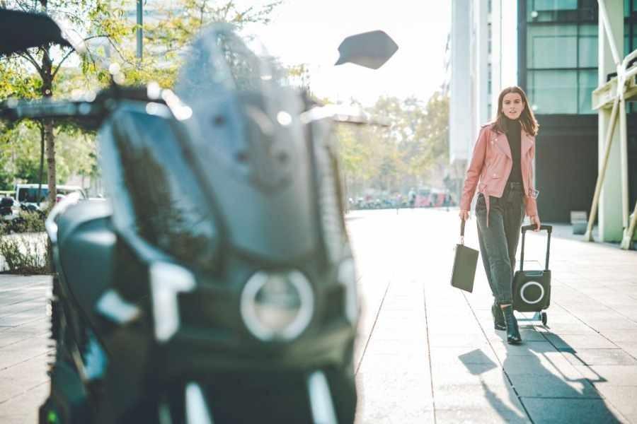 Xe điện Silence S01 và S02 sở hữu nhiều trang bị hiện đại